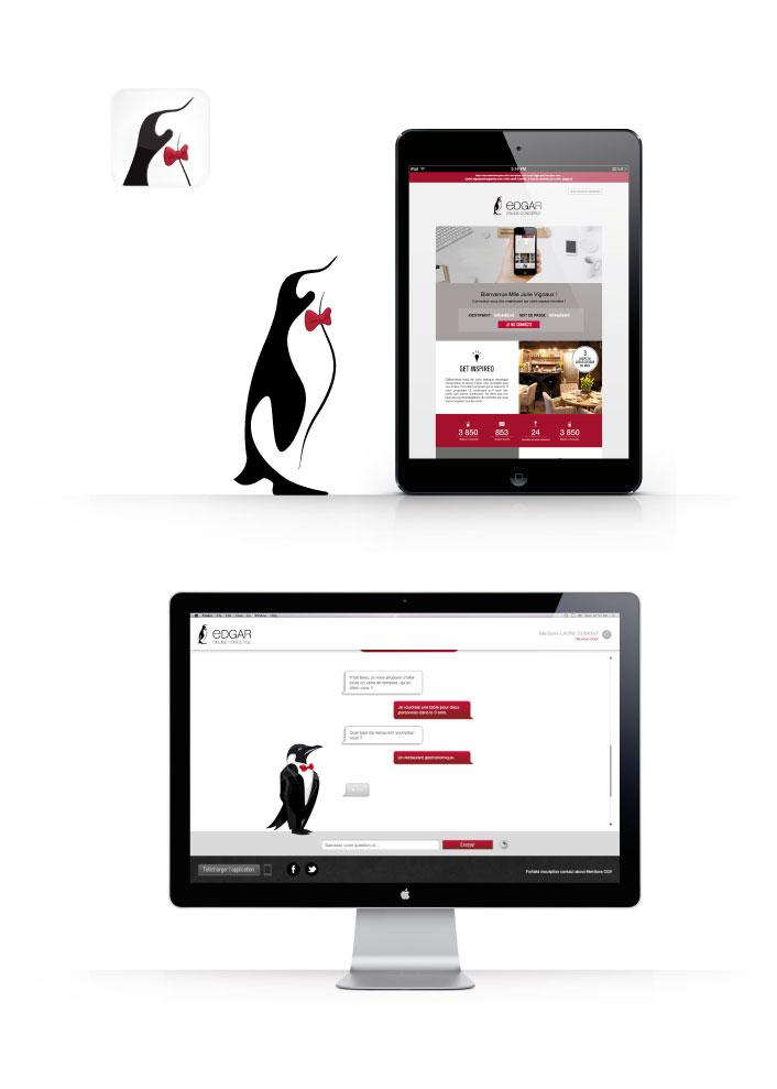 Edgar Online Concierge